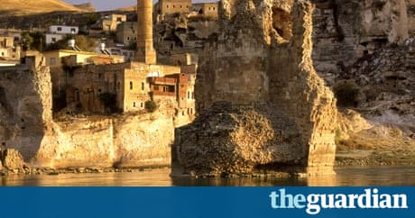 Turkey plans to restart work on controversial dam project ...