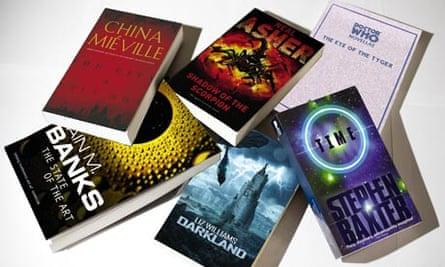 Science-fiction novels