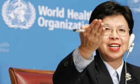 Margaret Chan the World Health Organisation