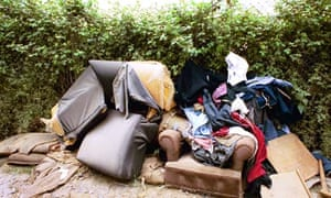 Local council: Flytippers