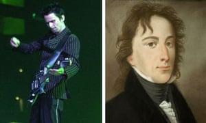 Matt Bellamy from Muse and Chopin