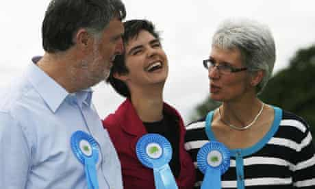 Chloe Smith laughs after winning Norwich North byelection