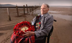 Harry Patch at The Royal British Legion Poppy Appeal Launch