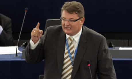 Polish European deputy, Michal Kaminski