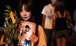 Fans pay their last respects to Michael Jackson