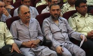 Iran's former vice president Mohammad Ali Abtahi, Aug 1, 2009
