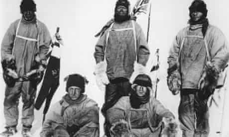 Edward Wilson in along with Captain Robert Scott and the rest of the expedition party