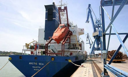 Vessel Arctic Sea