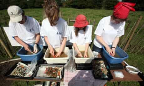 Norton Community Archaeology Group