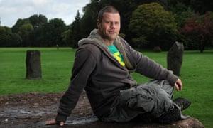 Nicholas Taylor, shamanic practitioner, 5 August 2009