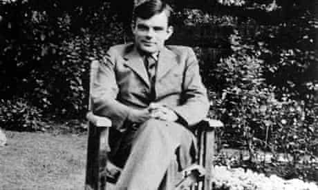 Alan Turing, mathematician who helped crack German codes during the second world war