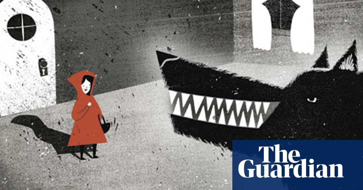 Fairytales Little Red Riding Hood Books The Guardian