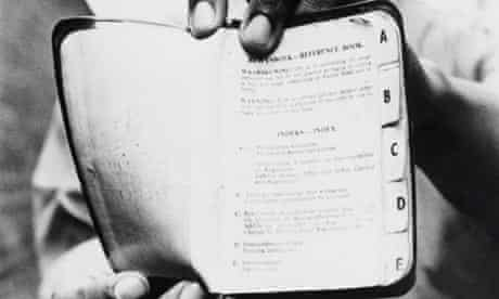 African Holding Pass-Book