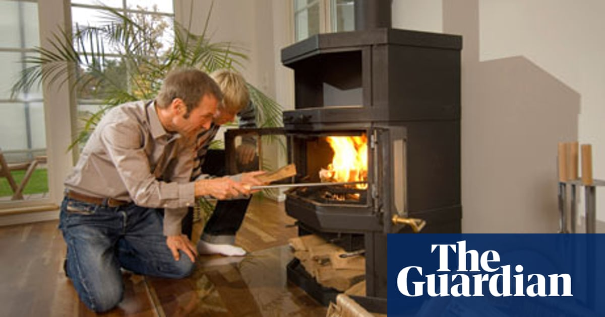 The Truth About Woodburning Stoves Environment The Guardian