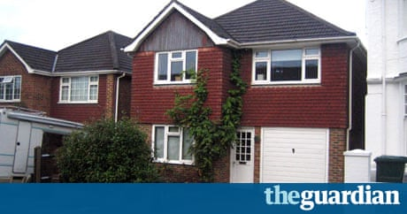 Can You Bring eco chic To A Characterless 1960s House Oliver Heath Environment The Guardian