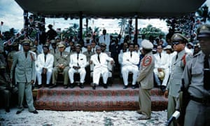 Francois 'Papa Doc' Duvalier