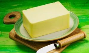 Butter for breakfast