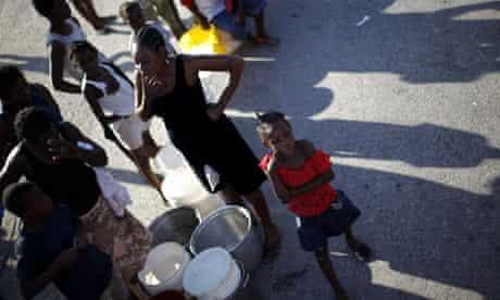Cite du Soleil, Port-au-Prince