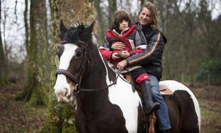 Rowan Isaacson Horse Boy