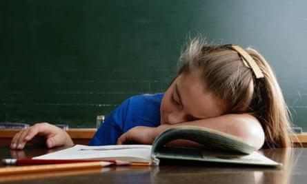 children-sleep-class