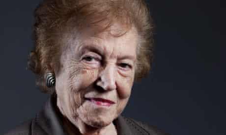 Sabina Miller, Holocaust survivor