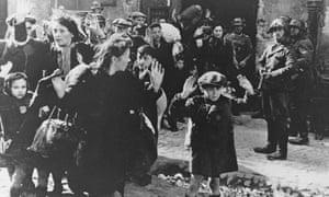 Polish Jews in Warsaw, 1943