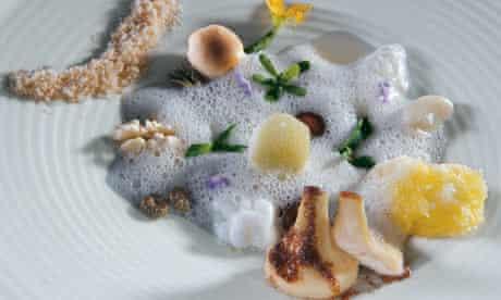 Ferran Adria's Folie salad