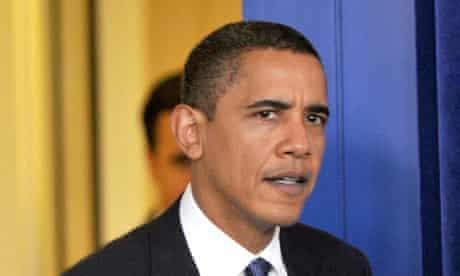 Barack Obama . . . iPad like