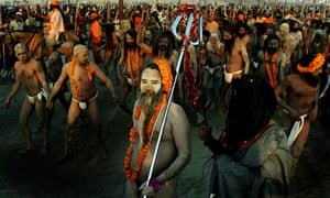 kumbh mela festival india