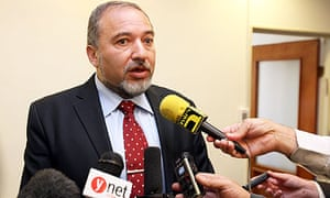 Avigdor Lieberman, Israel's foreign minister, has campaigned for a loyalty pledge for years.