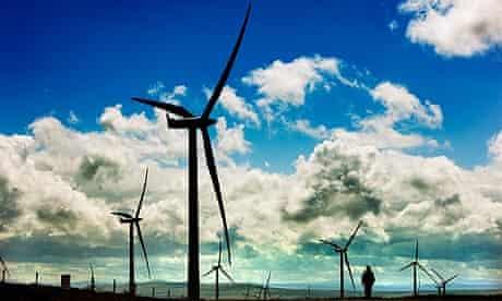 Whitelee Europes largest onshore wind farm