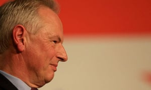 Cabinet Office minister and Conservative party chairman Francis Maude