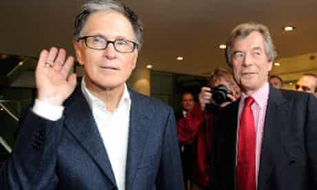 John W Henry is the new owner of Liverpool FC