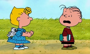 Sally Brown and Linus