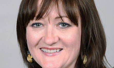 Kerry McCarthy was given a police caution after illegally revealing election results online.