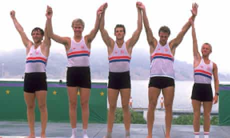 ROWING GBR GOLD