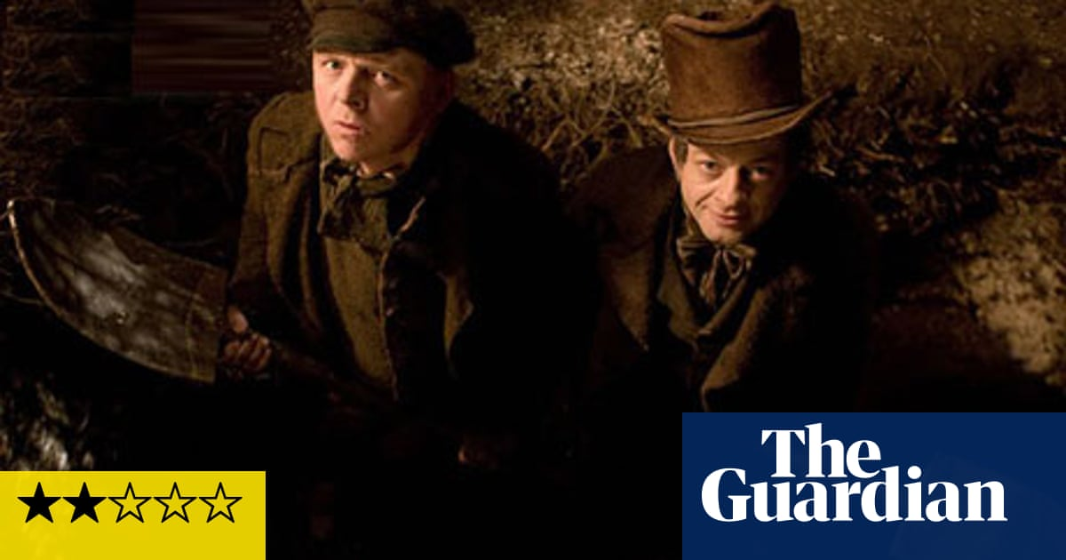Burke And Hare Review Film The Guardian