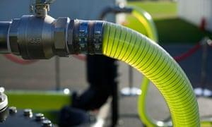 Machine Producing Biodiesel from Algae
