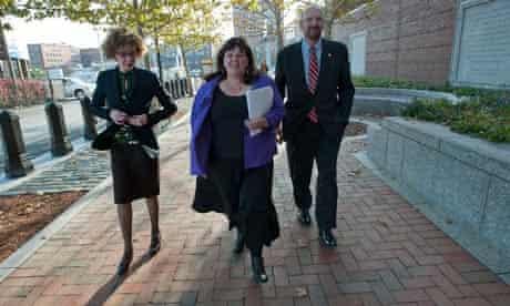 Whistleblower Cheryl Eckard