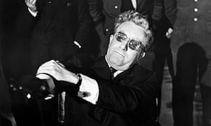 Dr Strangelove: a man whose quiver was never empty