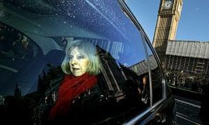 Home secretary Theresa May is believed to dislike control orders