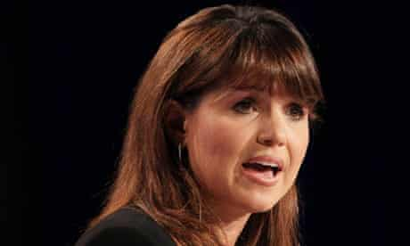 Tea Party candidate Christine O'Donnell