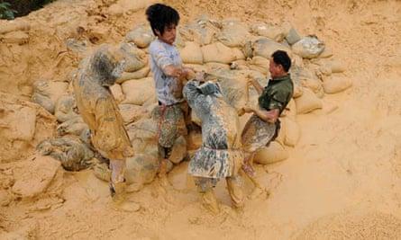 rare earth metals China