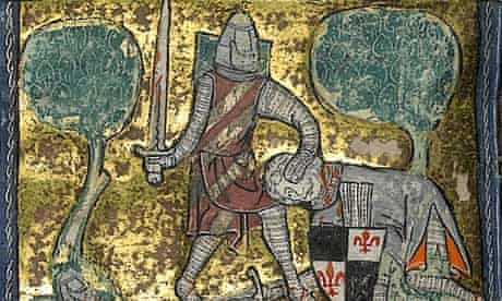 King Arthur manuscript known as Rochefoucauld Grail to be auctioned