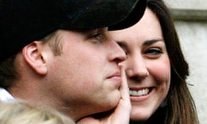 Prince William and Kate Middleton, 2007
