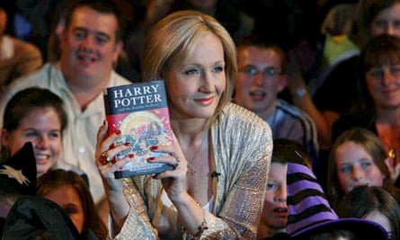 jk rowling harry potter deathly hallows
