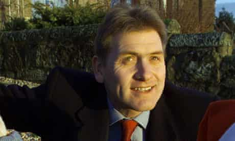 Eric Joyce is the Labour MP for Falkirk