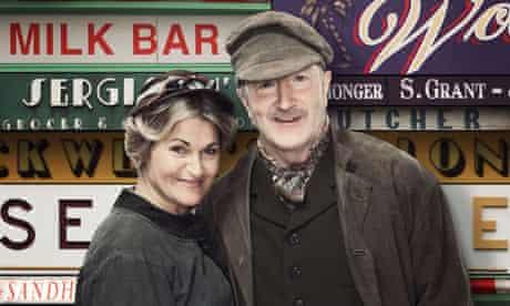 Caroline Frampton & Nigel Devlin in Turn Back Time - The High Street