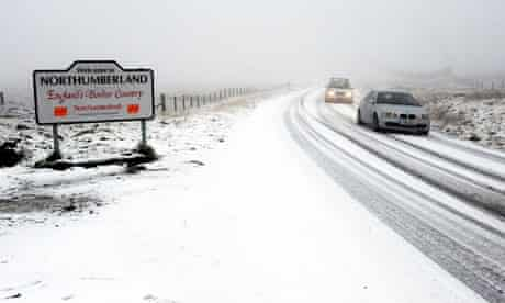snow and freezing temps to hit uk