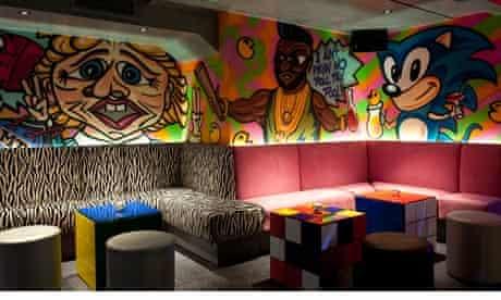 Maggie's nightclub in Chelsea